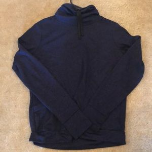 Old Navy blue Cow neck
